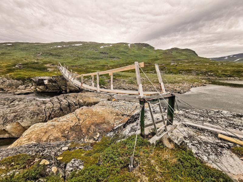 Last bridge...
