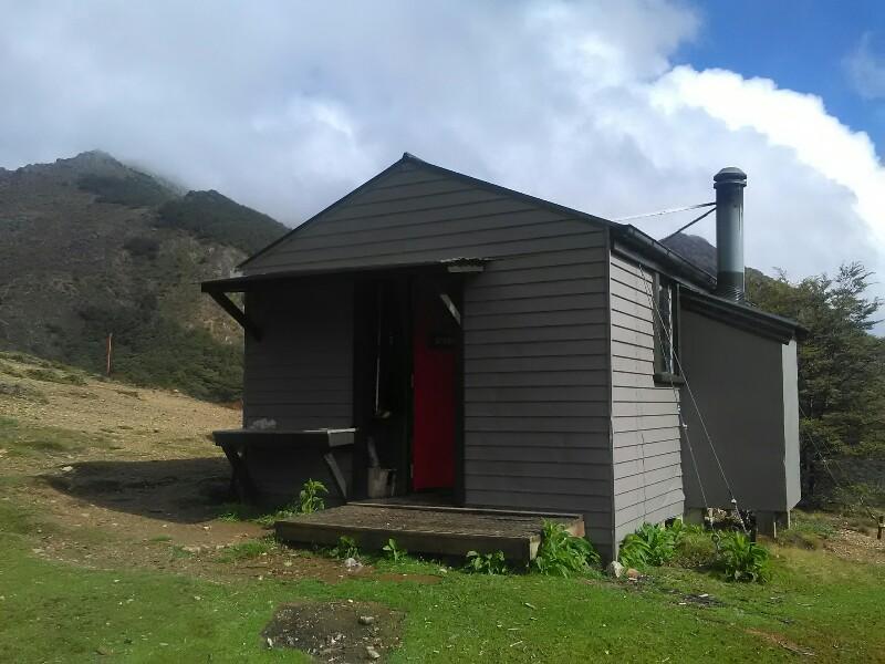 Starveall Hut