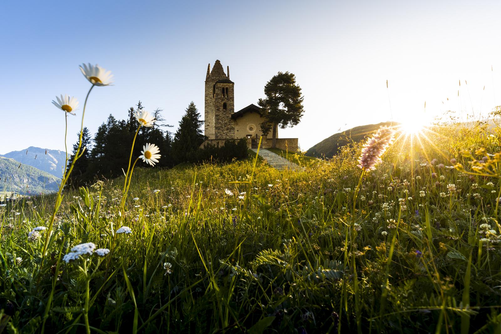 San Gian, Celerina, Switzerland (A50)