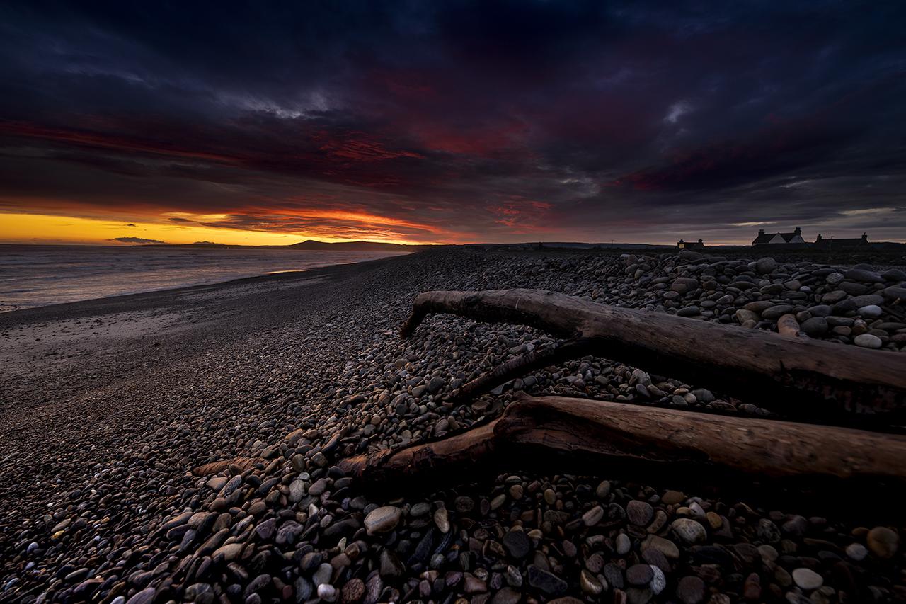 Scotish Coastline (A48)