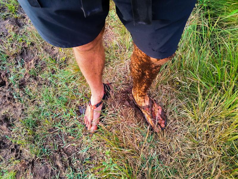 Some proper mud