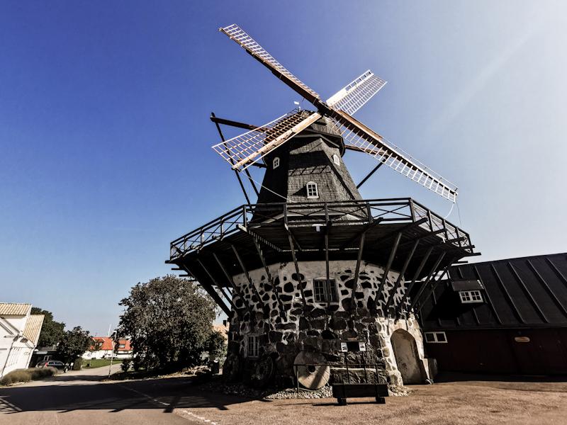 Wind mill at Viken