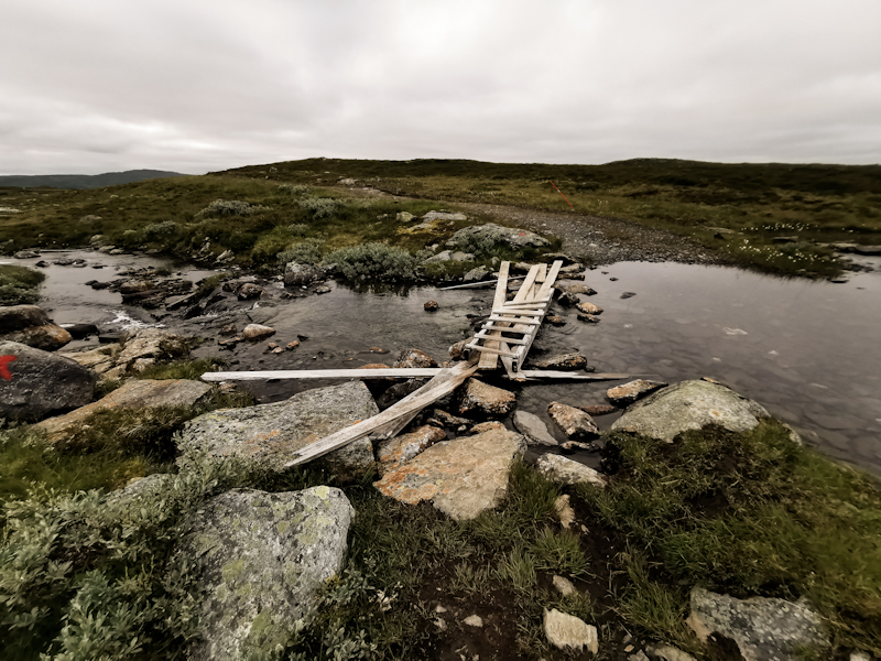 """This one makes it into my top ten of """"Norway's most miserable bridges"""""""