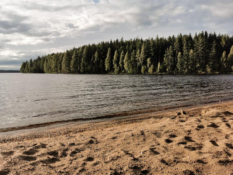 My beach at Stjernfors