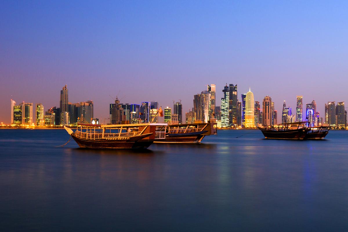 Doha, Qatar (B9)
