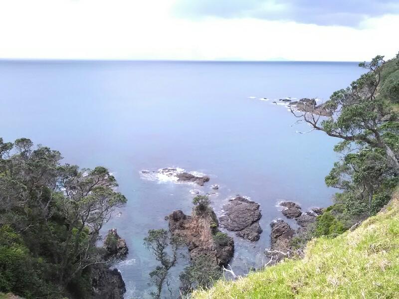 Nice costal view