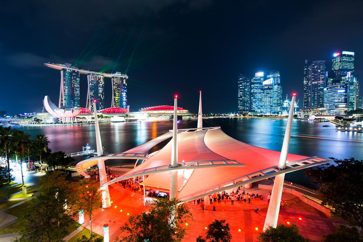 Escalade, Marina Bay, Singapore (B6)