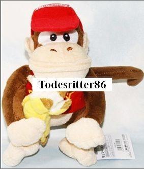 Diddy Kong banane vorne