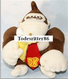Donkey Kong banane vorne