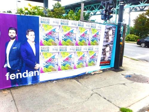 Publicité Sauvage campaign