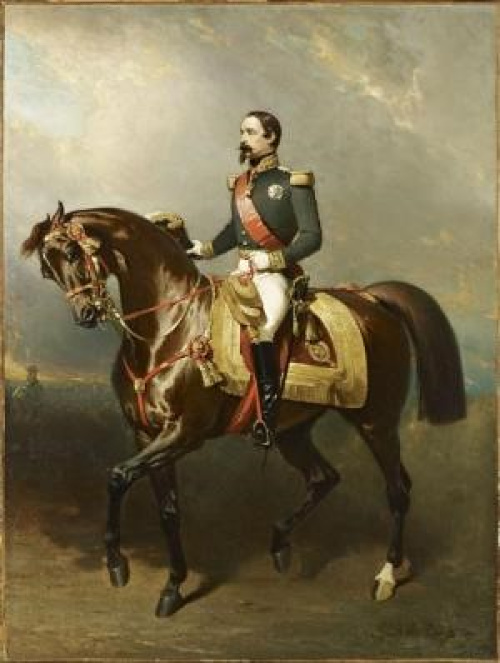 NAPOLEON III, Empereur des Français (1808-1873)