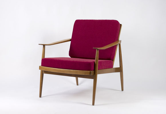 Easy Chair, Knoll Antimott, 60er Jahre