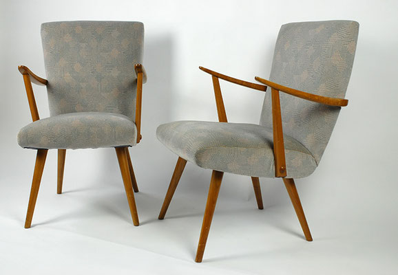 Cocktail Sessel 50er Jahre, Cocktail Chair 50s