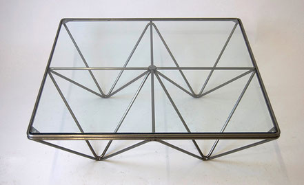 Alanda Couchtable by Paolo Piva for B&B Italia 1980s