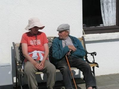 Zusammen alt werden - Wohngemeinschaften
