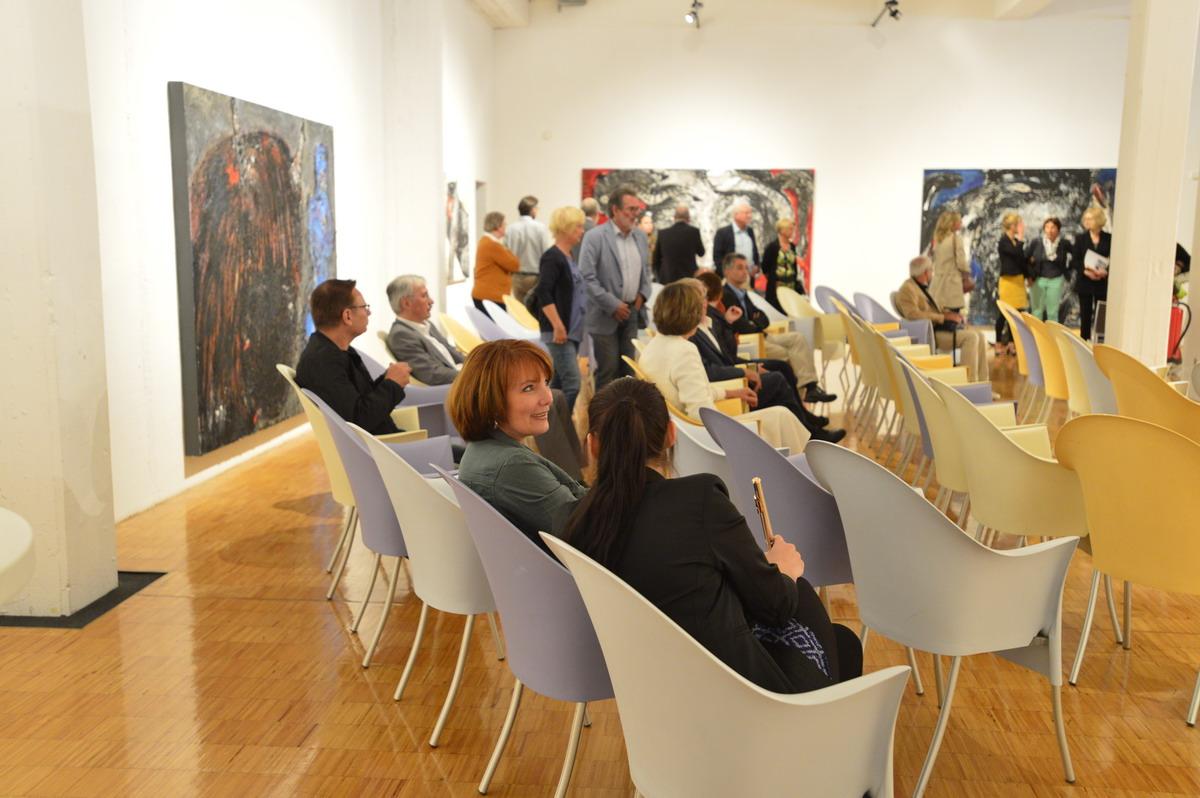 Vernissage PAN_Forum, Emmerich 2014