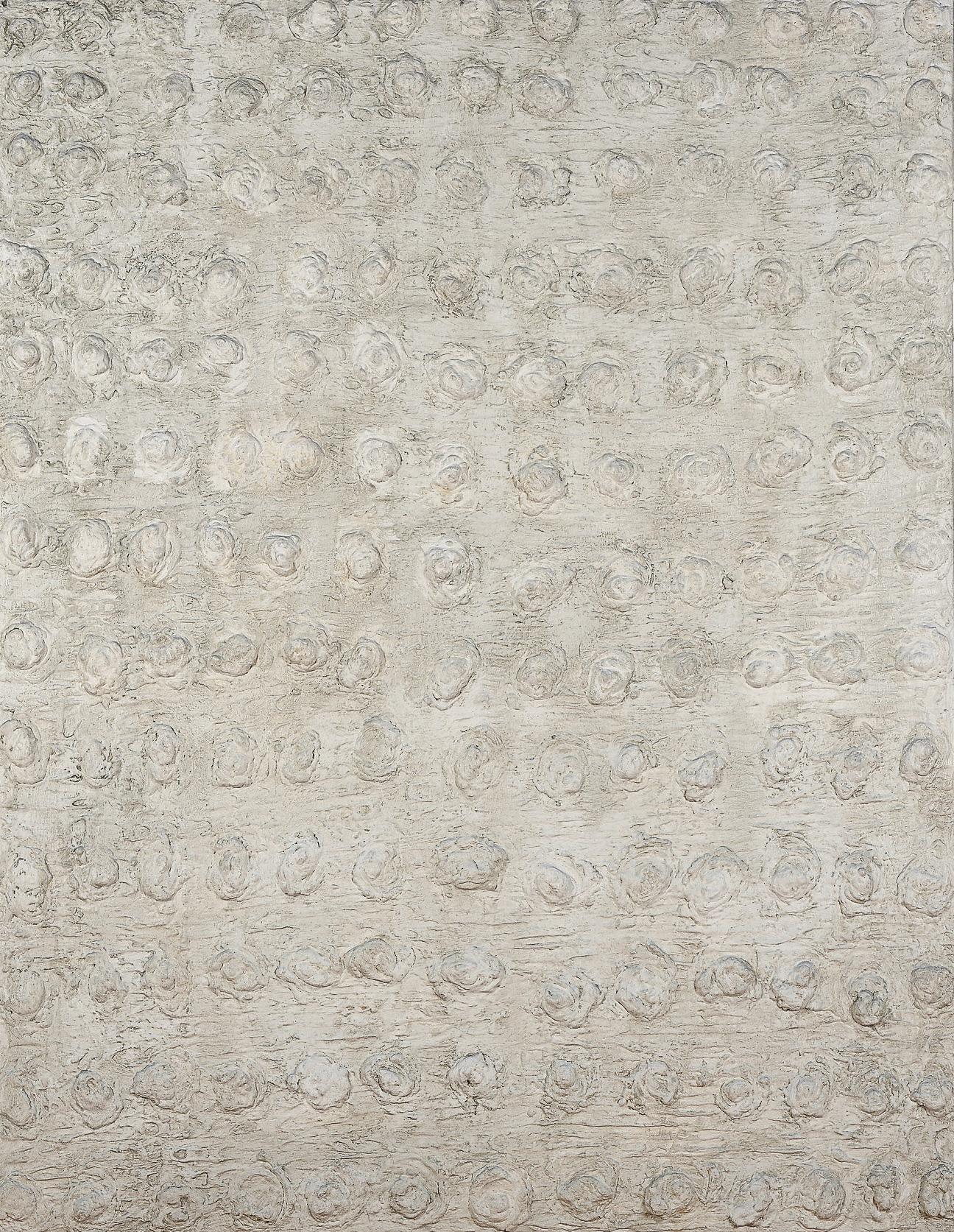 O. T., 2011, Mischtechnik auf Leinwand, 180 x 140 cm
