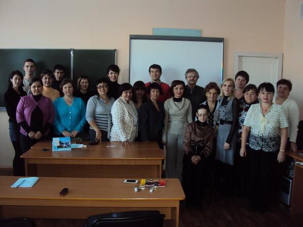 Преподавательский состав 2012 г.