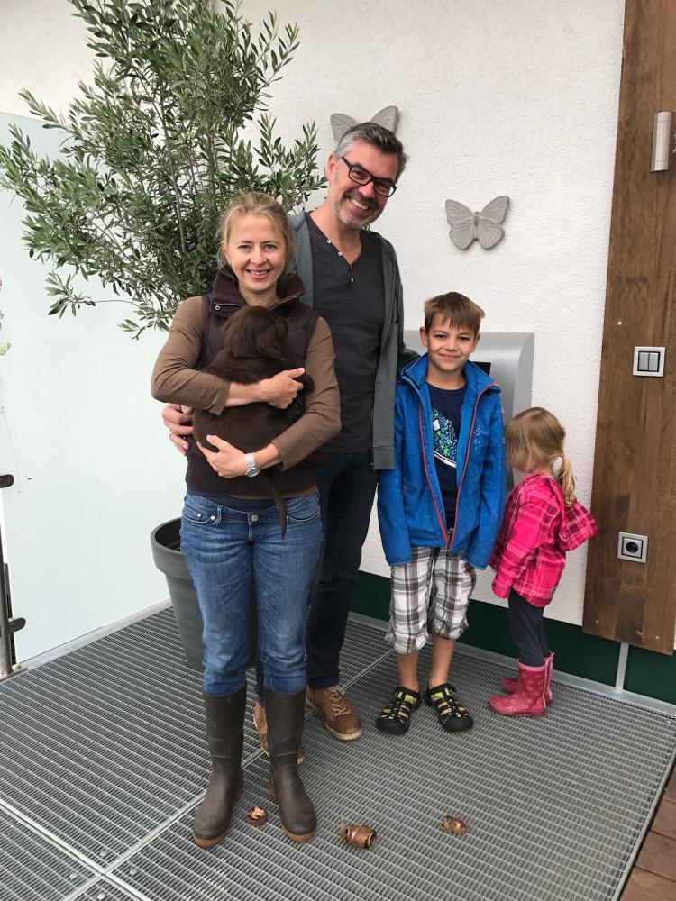 19.08.17💕...Gretchen und ihre neue Familie