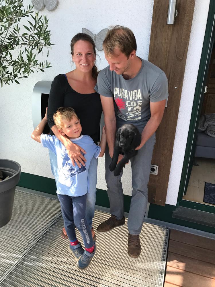 23.08.17💕.  Watson und ihre neue Familie