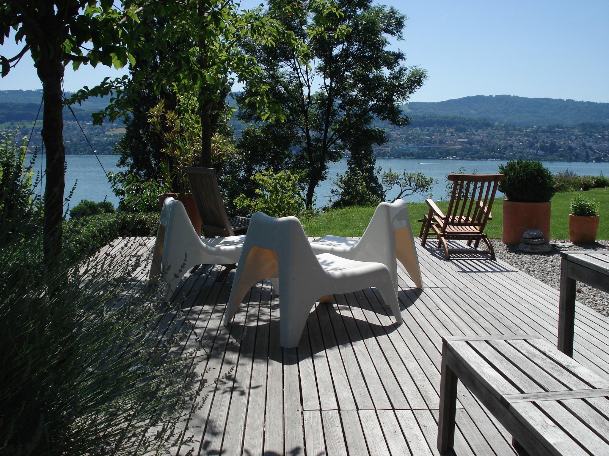 Sitzplatz in Erlenbach