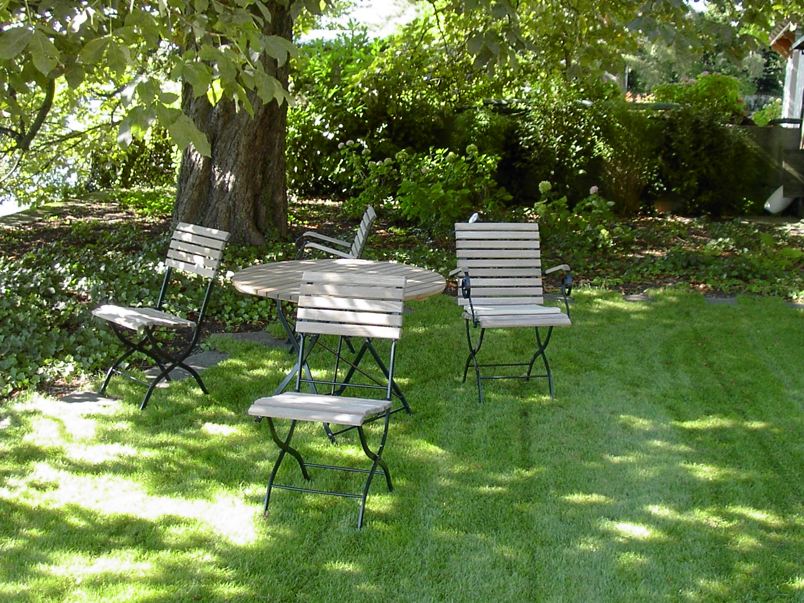 Garten Villa in Zollikon