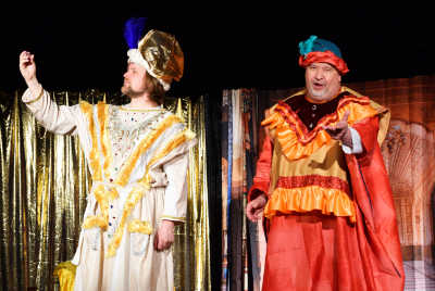 Aladin (c)oper@tee