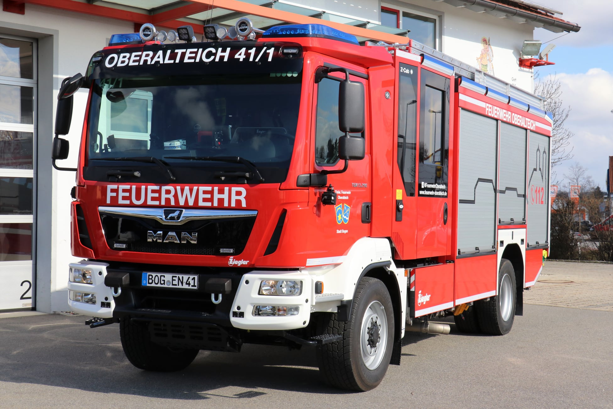 Löschgruppenfahrzeug 20 - Oberalteich 41/1