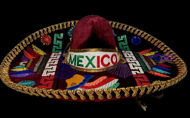Sombrero Teotihuacan