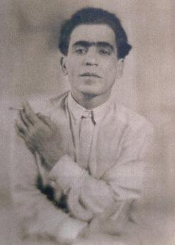 Genia Jonas: Portrait Jussuf Abbo, 1926 aus dem Nachlass Jussuf Abbo, Brighton/UK