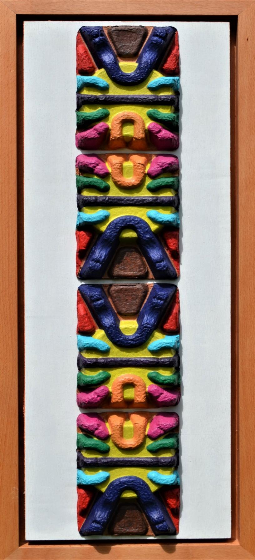 Mosaik | Martina Kunz | Mixed Media