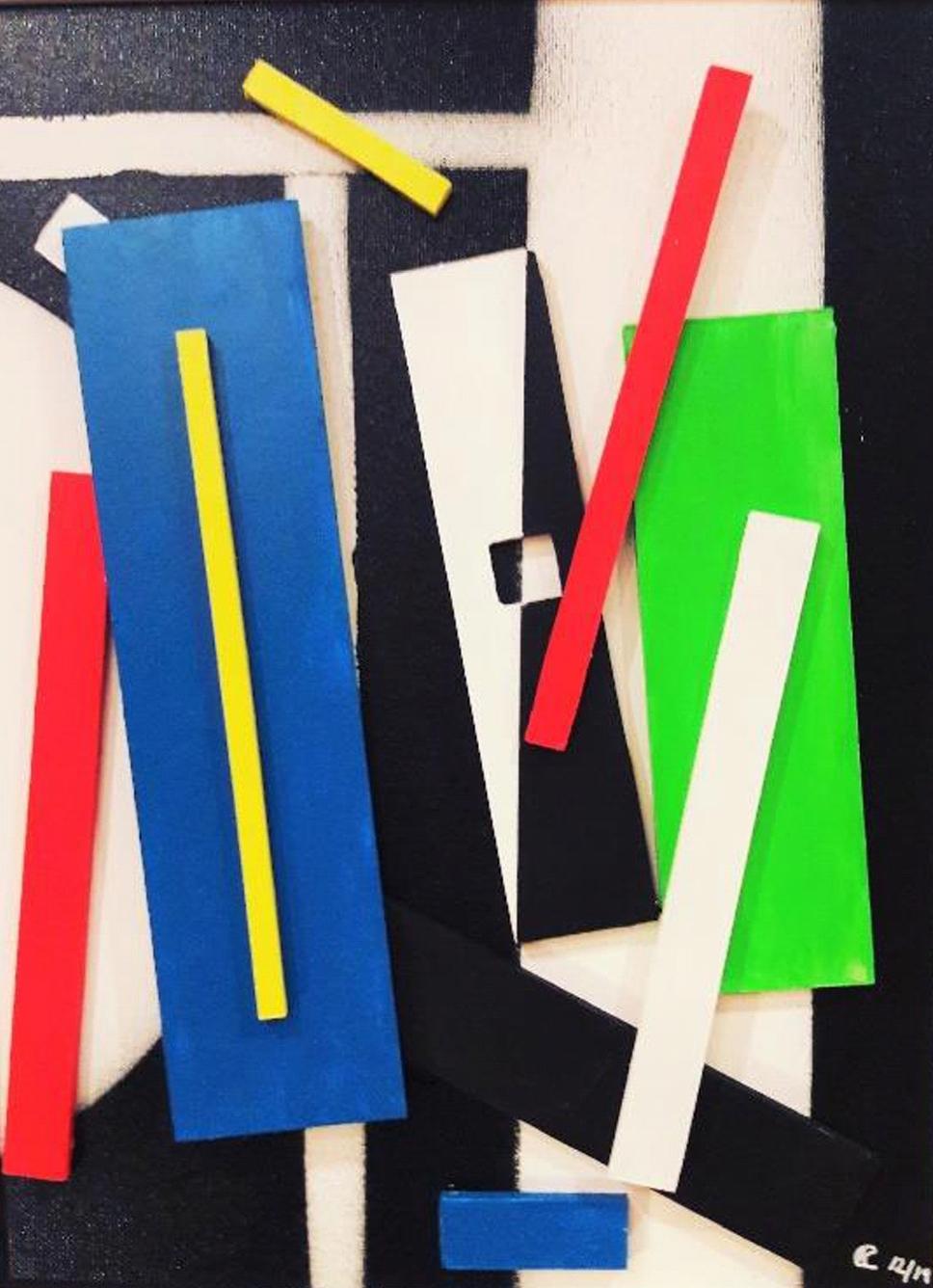 Untitled | Klaus Conrad | Assemblage