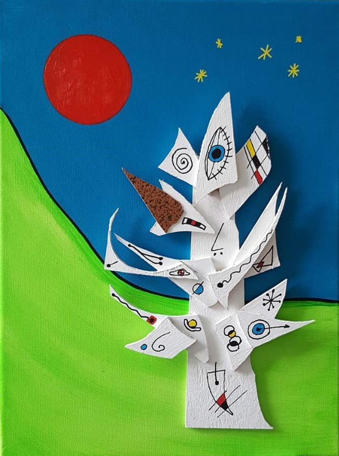 Dream Tree | Klaus Conrad | Assemblage