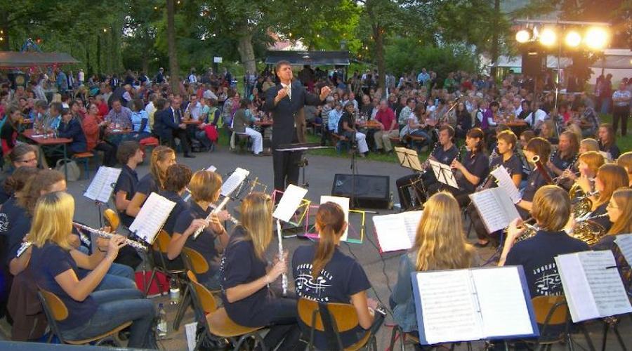 Openair Konzert Stadtgarten