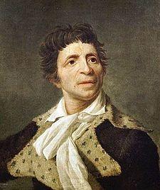 ルノルマンのカードリーディングを受けたフランス革命家