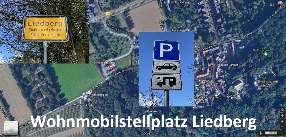 Wohnmobilstellplatz Liedberg