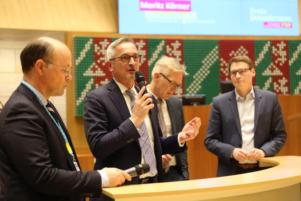 Europakongress der FDP-Landtagsfraktion