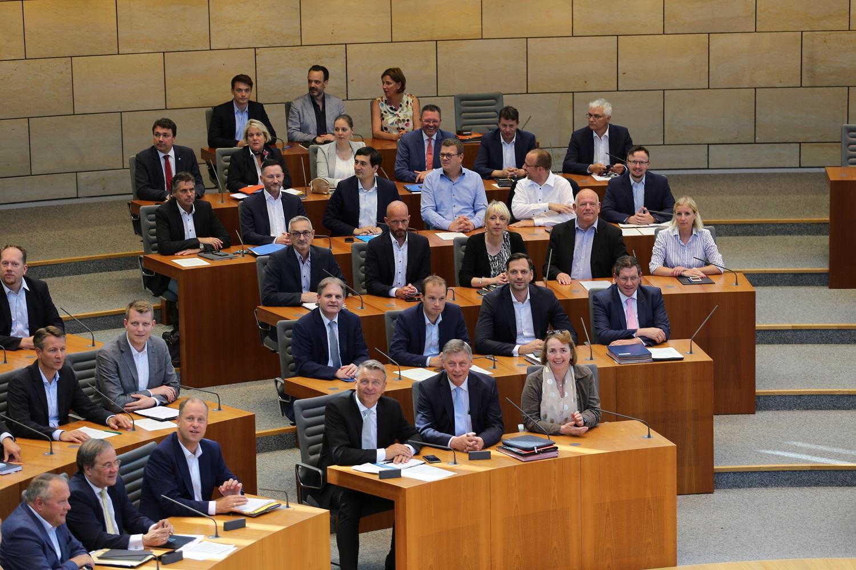 Gemeinsame Fraktionszeit mit der CDU zur Halbzeit der Legislatur