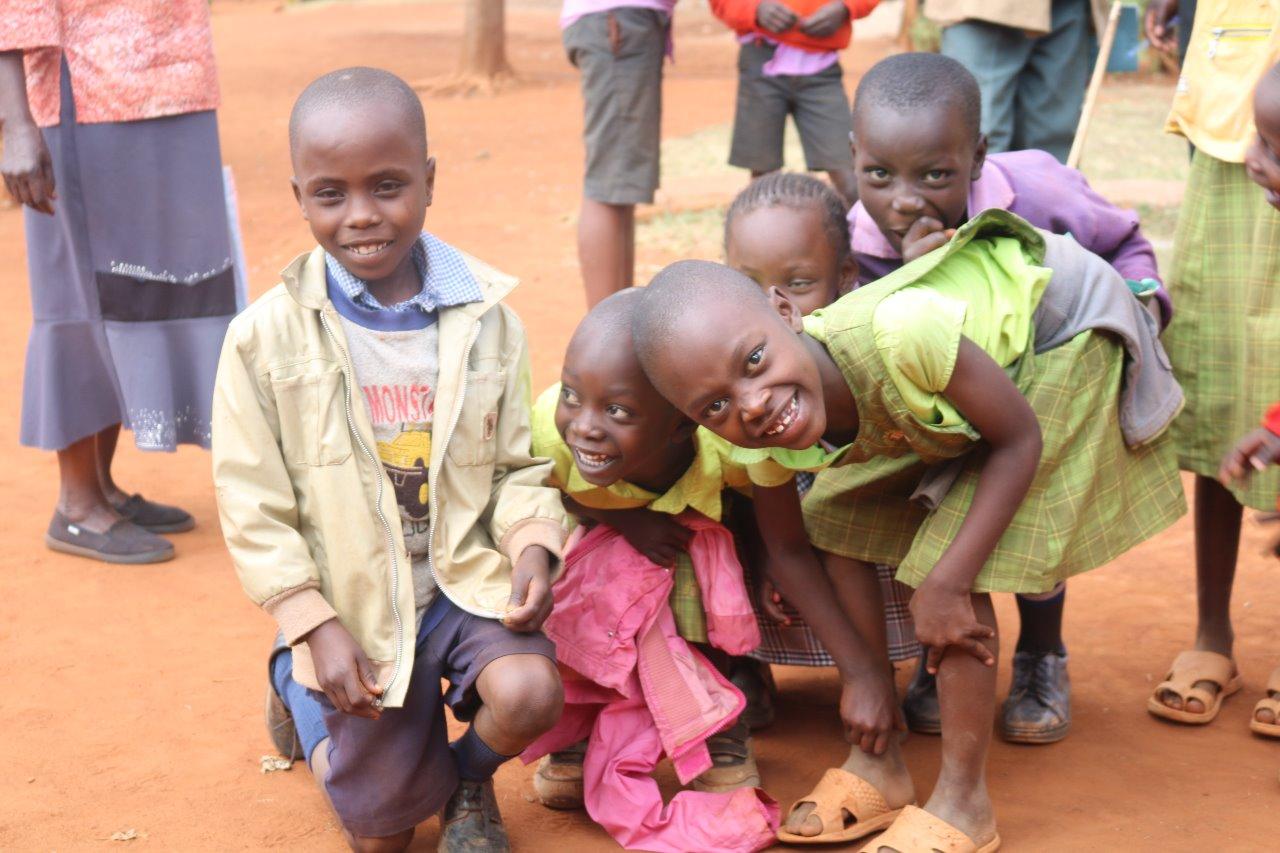 Gemeinsam Zukunft gestalten - Die Utubora Primary School in Kenya