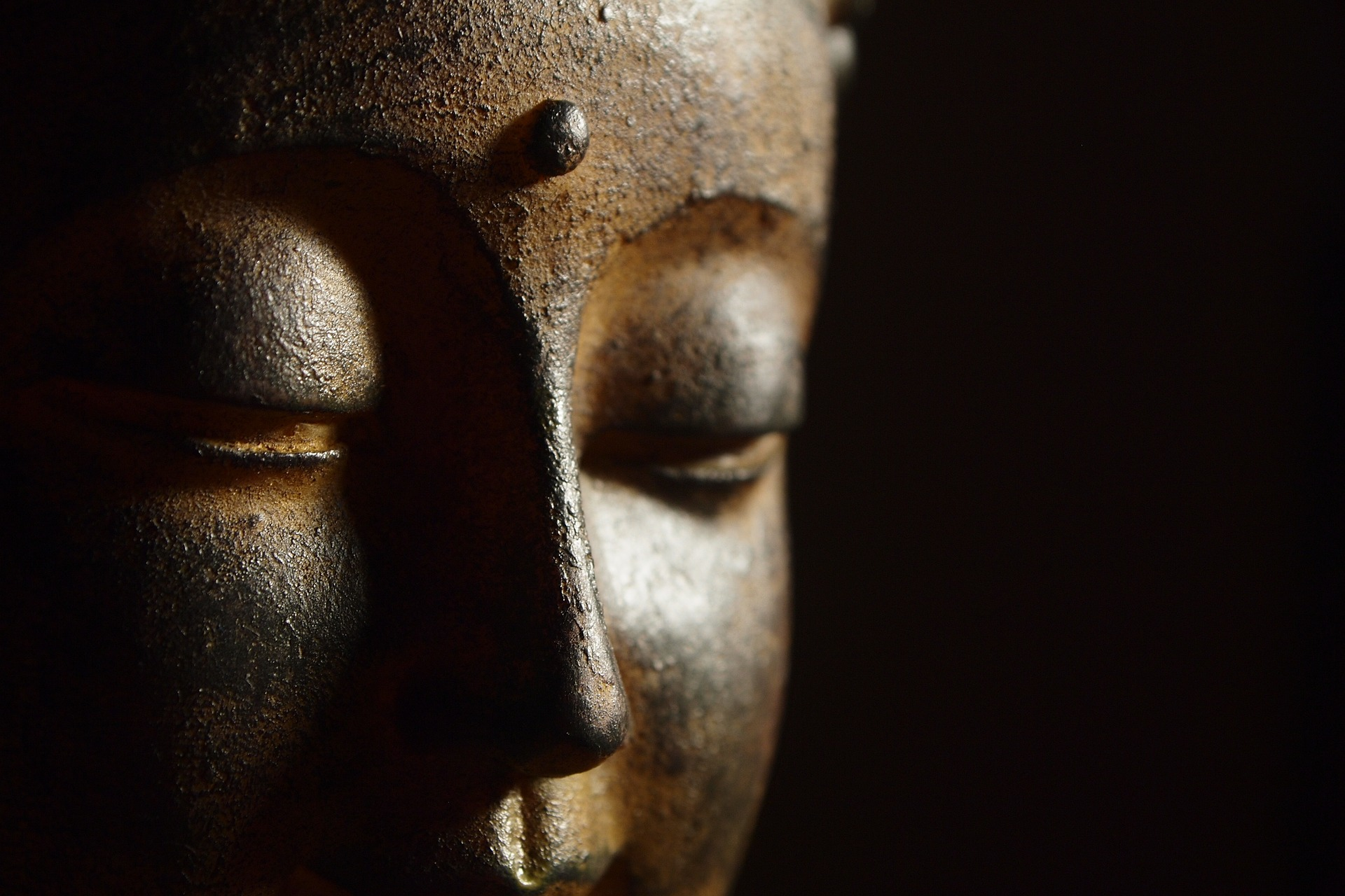 Frieden. Stille. Meditation. Innere Einkehr.