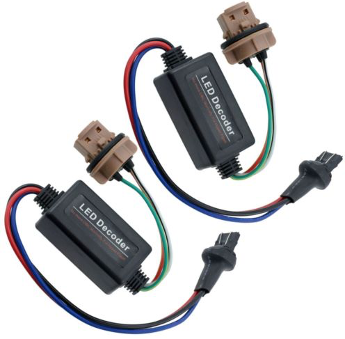 Can-Bus Widerstand einstellbar für LED Blinker keine Fehlermeldung im Cockpit