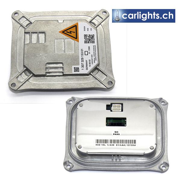 AL 1 307 329 153 bosch D1S Xenon Steuergerät BMW E92 OEM AL ballast