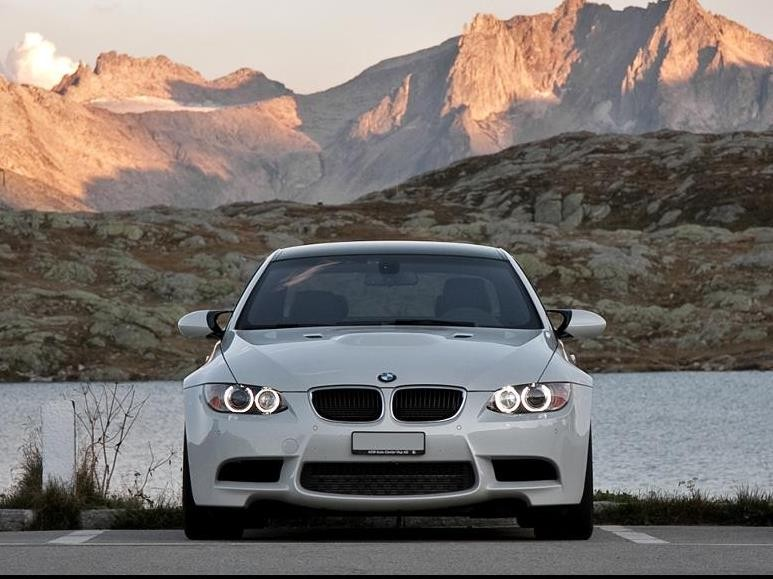 BMW LED Angel eyes H8 20W E60 E70 E92 X5 X6