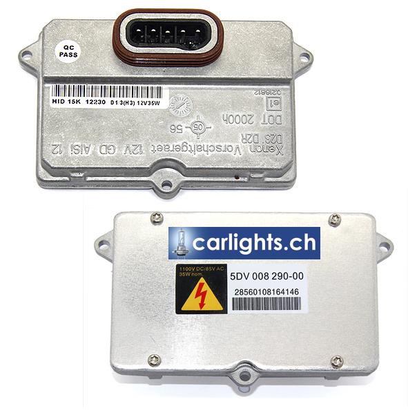 5DV 008290-00 Hella D1S xenon steuergerät Audi A6 2005-2008 OEM Ersatz carlights ballast vorschaltgerät