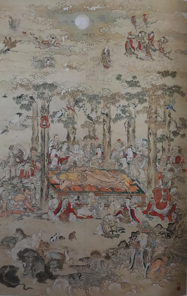 東松山市・福聚寺 所蔵 (Fukujuji temple in Higashi-Matsuyama)