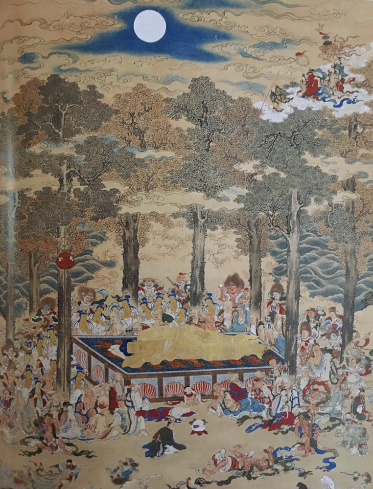 東松山市・曹源寺所蔵 (Sogenji temple in Higashi-Matsuyama)