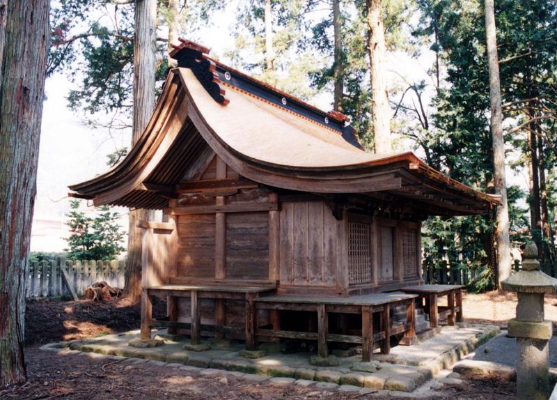 荒城神社(国府町)