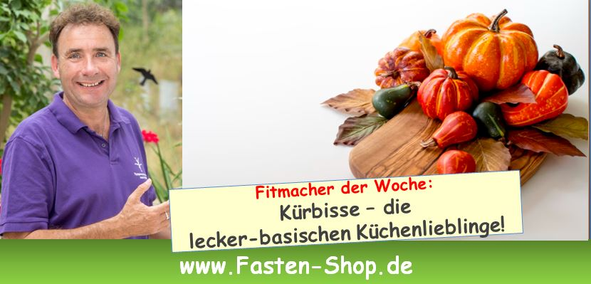 Kürbis: Basischer Fitmacher im Herbst