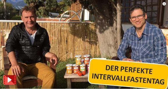 Mein perfekter Intervallfastentag: Abnehmen und entsäuern garantiert!
