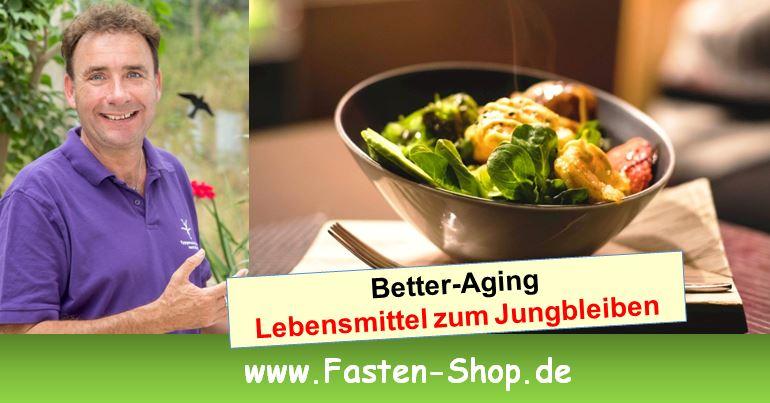 Better-Aging / Mit Rezept einer Better-Aging-Bowl